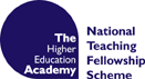 National Teaching Fellowship Scheme logo